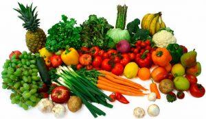 Sasja Spek, gezond eten