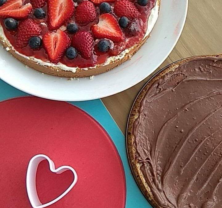 Recept voor banoffee cake voor de voedselbank – video