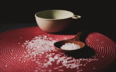 rijst met zalm en rozijnen