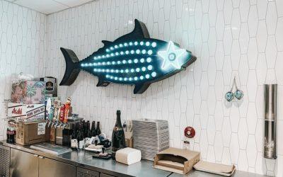 Tagliatelli met tonijn en kappertjes
