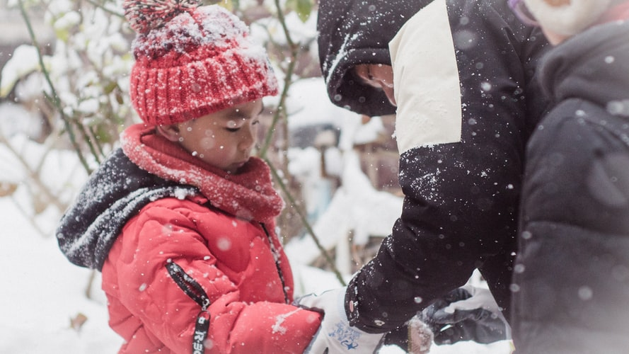 winterkleding - basishulp