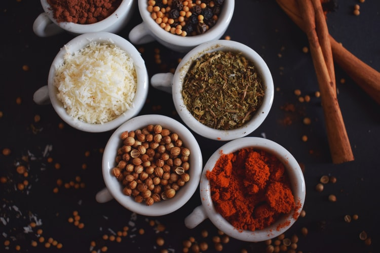 ingrediënten - basishulp