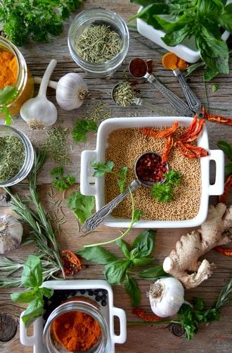 Wat heb je echt nodig aan basisproducten in de keuken?