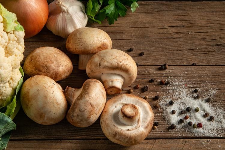 champignon kip ragout - basishulp