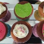 twee kleuren cupcakes - basishulp
