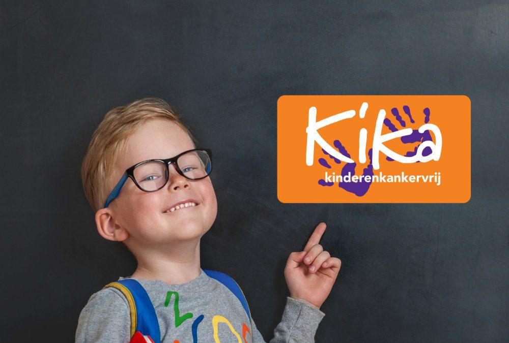 Steun KiKa en jouw school door het maken van unieke schoolfotoboeken