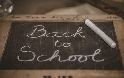 Op de valreep ging het toch nog mis die eerste schoolweek